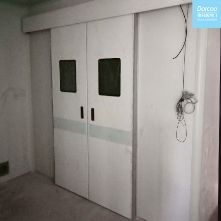 Air tight door project of a hospital in yancheng, jiangsu province in 18 years