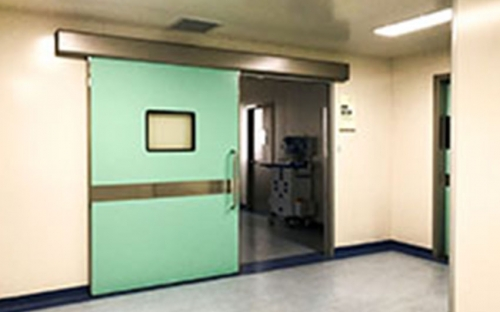 Medical opportunity to see the hospital door manufacturers