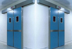 The advantage characteristic about airtight door