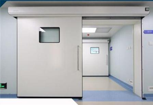 Operation and application prospect of airtight door