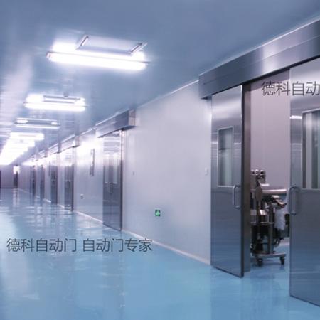 Automatic Single Sliding Door