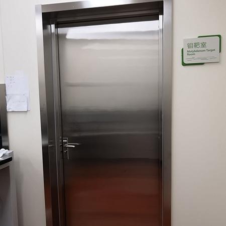 Manual Swing X-ray Door