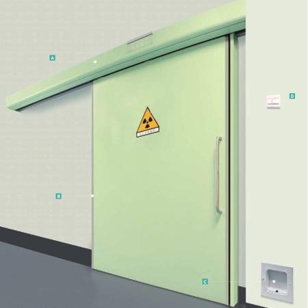 Automatic Sliding X-Ray Door (heavy type)