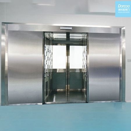 Automatic Air Shower Room Door